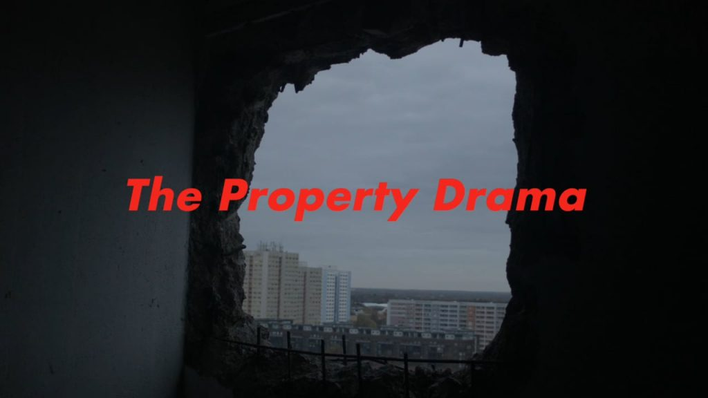 "Screenshot Film ""The Property Drama"""